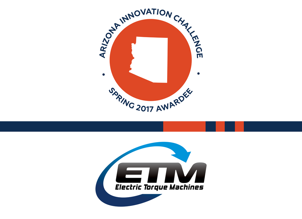 Arizona Innovation Challenge Spring '17: Electric Torque Machines Builds Motors That Save Money, Energy
