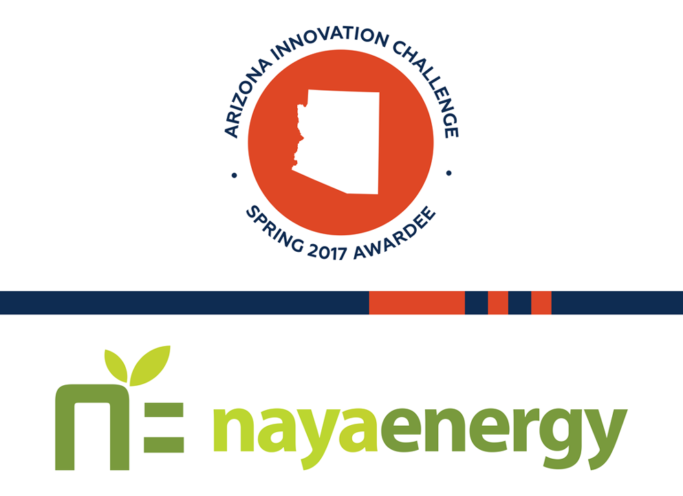 Arizona Innovation Challenge Spring '17: Naya Energy is Making the Impossible Possible