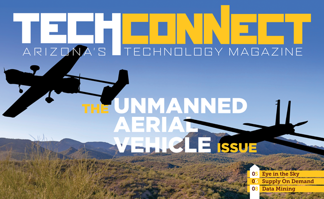 The Sky is the Limit: TechConnect Summer 2018 – UAS Edition