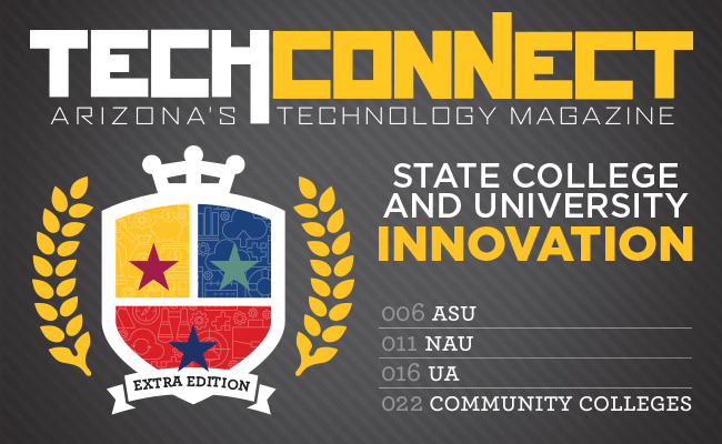 Innovation Driven by Education: TechConnect Fall 2018