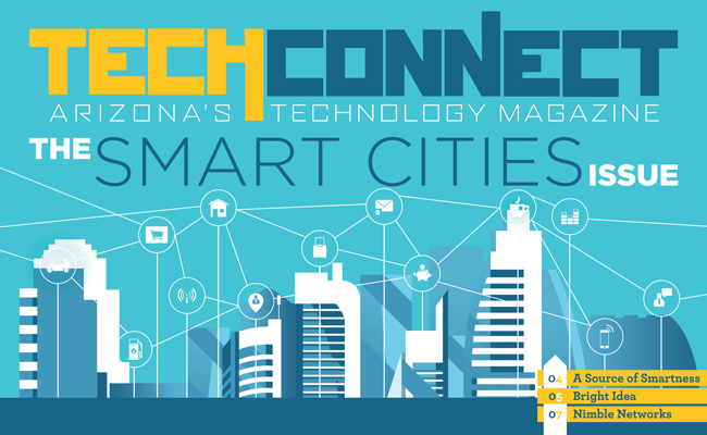 The Smart Cities Issue: TechConnect Fall 2018