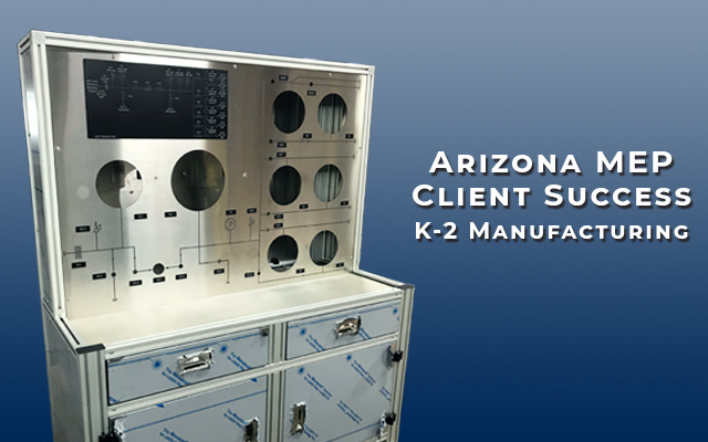 K-2 and Arizona MEP Turn K-2's HR Department into a Strategic Asset